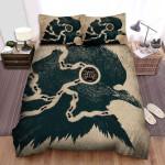 Hereditary Black Bird Bed Sheets Spread Comforter Duvet Cover Bedding Sets