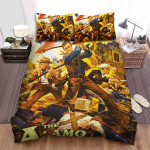 The Alamo Movie Poster 1 Bed Sheets Spread Comforter Duvet Cover Bedding Sets