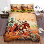 Fort Apache Movie Poster Bed Sheets Spread Comforter Duvet Cover Bedding Sets Ver 3