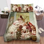 The Brothers Grimm (2005) Snow White And Seven Dwarfs Movie Poster Bed Sheets Spread Comforter Duvet Cover Bedding