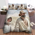 Out In The Open Camel Bed Sheets Spread Comforter Duvet Cover Bedding Sets