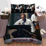 Honkytonk Man Singing Bed Sheets Spread Comforter Duvet Cover Bedding Sets