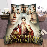 The Brothers Grimm (2005) Poster Movie Poster Bed Sheets Spread Comforter Duvet Cover Bedding Ver 1