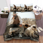 Out In The Open Dog Bed Sheets Spread Comforter Duvet Cover Bedding Sets