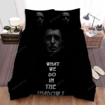 What We Do In The Shadows Movie Poster 5 Bed Sheets Spread Comforter Duvet Cover Bedding Sets