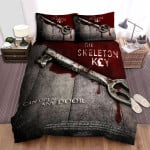 The Skeleton Key (2005) It Can Open Any Door Movie Poster Bed Sheets Spread Comforter Duvet Cover Bedding