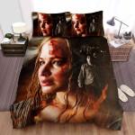Mother! Face Art Bed Sheets Spread Comforter Duvet Cover Bedding Sets