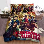 The Hallelujah Trail Movie Poster 2 Bed Sheets Spread Comforter Duvet Cover Bedding Sets