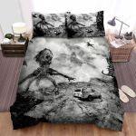 The Mist Monster Bed Sheets Spread Comforter Duvet Cover Bedding Sets