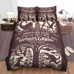 The Brothers Grimm (2005) The First Edition Movie Poster Bed Sheets Spread Comforter Duvet Cover Bedding