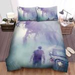 The Mist Smoke Bed Sheets Spread Comforter Duvet Cover Bedding Sets