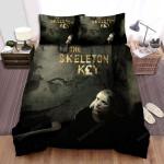 The Skeleton Key (2005) Old House Movie Poster Bed Sheets Spread Comforter Duvet Cover Bedding