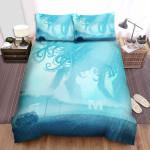 The Mist Smoke Monster Bed Sheets Spread Comforter Duvet Cover Bedding Sets
