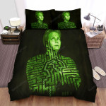 The Haunting  Movie Poster 3 Bed Sheets Spread Comforter Duvet Cover Bedding Sets