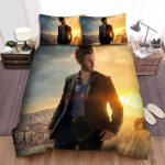 No Man's Land (Iv) (2020) Dawn And Sunset Movie Poster Bed Sheets Spread Comforter Duvet Cover Bedding Sets