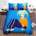 Inazuma Eleven Fei Bed Sheets Spread Duvet Cover Bedding Sets