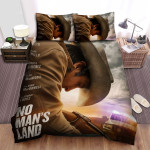 No Man's Land (Iv) (2020) The Only Way Back Is To Cross The Line Movie Poster Bed Sheets Spread Comforter Duvet Cover Bedding Sets