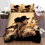 Tombstone (1993) Movie Smoke Photo Bed Sheets Spread Comforter Duvet Cover Bedding Sets