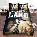 No Man's Land (Iv) (2020) There Is No Escape In The Wild West Movie Poster Bed Sheets Spread Comforter Duvet Cover Bedding Sets