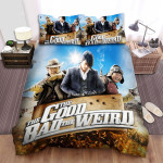 The Good The Bad The Weird Movie Poster Photo Bed Sheets Spread Comforter Duvet Cover Bedding Sets