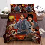 Tombstone (1993) Movie Cartoon Photo Bed Sheets Spread Comforter Duvet Cover Bedding Sets