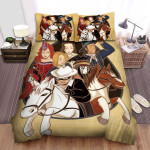 The Lone Ranger (2013) Movie Fan Art Photo Bed Sheets Spread Comforter Duvet Cover Bedding Sets