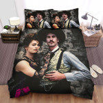Tombstone (1993) Movie Couple Photo Bed Sheets Spread Comforter Duvet Cover Bedding Sets