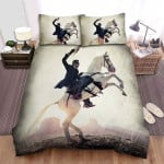 The Lone Ranger (2013) Movie Ride A Horse Photo Bed Sheets Spread Comforter Duvet Cover Bedding Sets