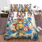 Inazuma Eleven Captain Endou Bed Sheets Spread Duvet Cover Bedding Sets