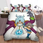 Inazuma Eleven Kira's Power Bed Sheets Spread Duvet Cover Bedding Sets
