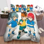 Inazuma Eleven Friendship Bed Sheets Spread Duvet Cover Bedding Sets