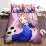 Inazuma Eleven Afuro Bed Sheets Spread Duvet Cover Bedding Sets