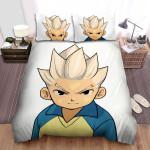 Inazuma Eleven Gouenji Shuuya Bed Sheets Spread Duvet Cover Bedding Sets