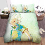 Inazuma Eleven Cool Gouenji Shuuya Bed Sheets Spread Duvet Cover Bedding Sets