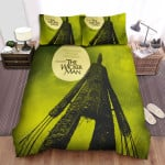 The Wicker Man Movie Green Background Photo Bed Sheets Spread Comforter Duvet Cover Bedding Sets