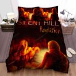 Silent Hill: Revelation Movie Poster Ix Photo Bed Sheets Spread Comforter Duvet Cover Bedding Sets