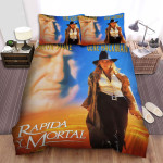 The Quick And The Dead Movie Sunset Photo Bed Sheets Spread Comforter Duvet Cover Bedding Sets