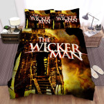 The Wicker Man Movie Poster I Photo Bed Sheets Spread Comforter Duvet Cover Bedding Sets