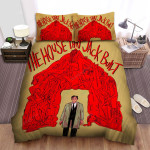 The House That Jack Built Red Model Bed Sheets Spread Comforter Duvet Cover Bedding Sets
