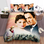 The Big Country Movie Poster 2 Bed Sheets Spread Comforter Duvet Cover Bedding Sets