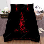 The House That Jack Built Smoke  Bed Sheets Spread Comforter Duvet Cover Bedding Sets