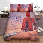 The Wicker Man Movie Poster Ix Photo Bed Sheets Spread Comforter Duvet Cover Bedding Sets