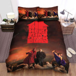 The House That Jack Built Movie Poster 4 Bed Sheets Spread Comforter Duvet Cover Bedding Sets