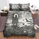 The Wicker Man Movie Poster Viii Photo Bed Sheets Spread Comforter Duvet Cover Bedding Sets