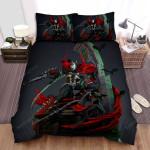 Spawn Movie Digital Art 2 Bed Sheets Spread Comforter Duvet Cover Bedding Sets
