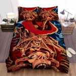 Jeepers Creepers Attack Bed Sheets Spread Comforter Duvet Cover Bedding Sets