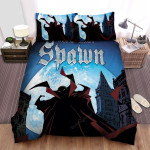 Spawn Movie Digital Art 3 Bed Sheets Spread Comforter Duvet Cover Bedding Sets
