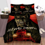 Jeepers Creepers What's Eating You Bed Sheets Spread Comforter Duvet Cover Bedding Sets