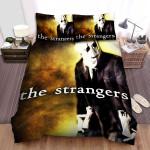 The Strangers Poster Ver2 Bed Sheets Spread Comforter Duvet Cover Bedding Sets