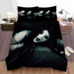 The Grudge Scared Bed Sheets Spread Comforter Duvet Cover Bedding Sets